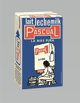 Economía/Empresas.- Calidad Pascual lanza una edición limitada del primer tetrabrik aséptico de España