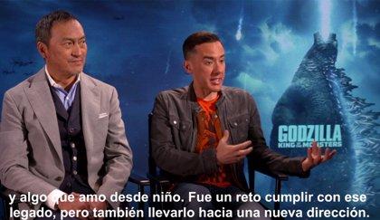 """Michael Dougherty dirige Godzilla: Rey de los monstruos: """"Amo Godzilla desde que era un niño"""""""