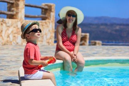 Las gafas de sol son más importantes en los niños que en los adultos