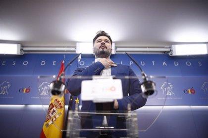 ERC reconoce nuevos contactos con el PSOE e insiste en que no bloqueará la investidura