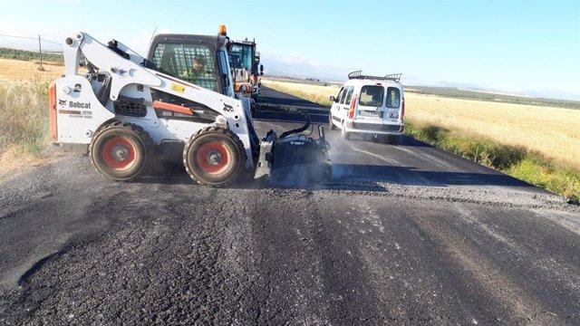 Málaga.- La Junta destina 4,7 millones al arreglo de la carretera que enlaza Ronda y Ardales