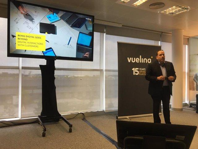 Vueling invierte 30 millones en innovación tecnológica en 2019 para ser referente europeo