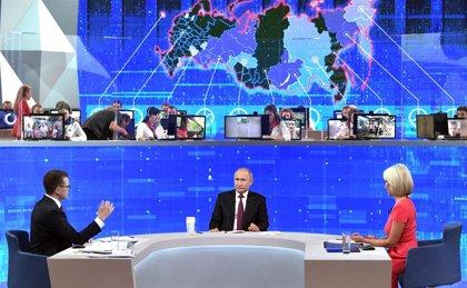 El centro de recepción de llamadas sufre un ciberataque en plena Línea Directa con Putin