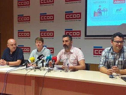 La automoción gallega pierde 3.549 empleos en 10 años, influida por la reducción de personal de PSA Vigo