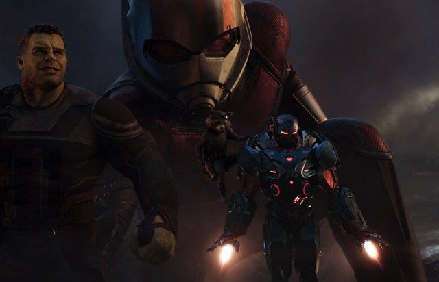 El reestreno de Vengadores Endgame incluye escena post-créditos y 6 minutos de metraje inédito