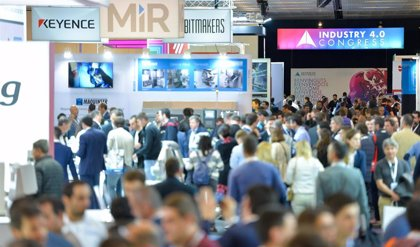 Industria 4.0, conectividad, automatización y robótica serán las grandes protagonistas de Advanced Factories 2020