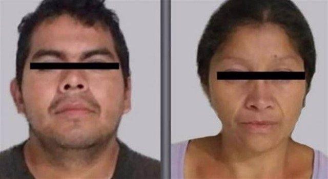 Los 'Monstruos de Ecatepec' acumulan 114 años de prisión cada uno tras el último juicio en su contra