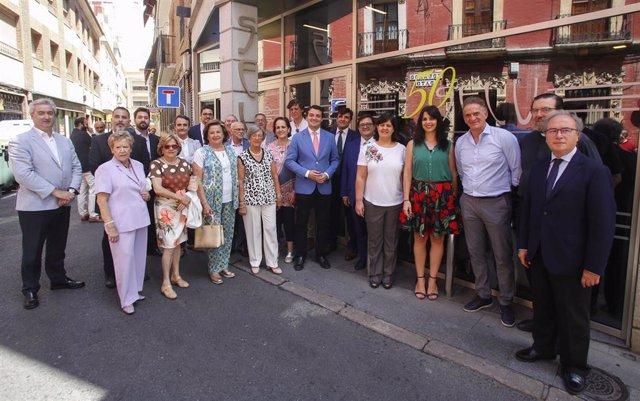 Córdoba.- Turismo.- El Hotel Selu celebra su 50 aniversario con la apertura de la sede del Museo del Turismo