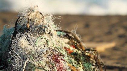 Satlink recoge cien toneladas de redes de pesca en la costa de Chile para su posterior reciclaje