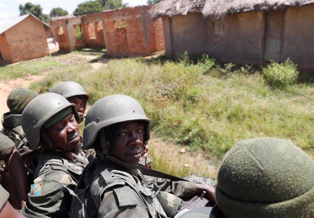 RDCongo.- La inseguridad en el noreste de RDC daña los esfuerzos contra el brote de sarampión en el país