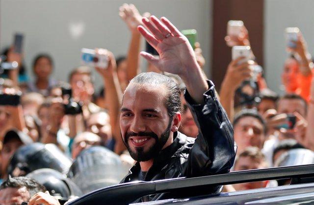 El Salvador.-Nayib Bukele descarta negociar con las pandillas de El Salvador y promete perseguir a quienes les financian