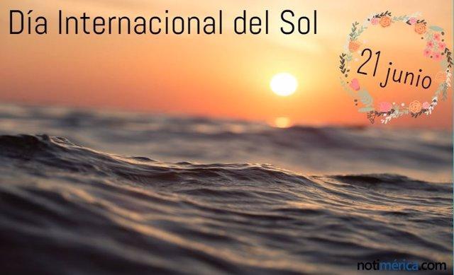 21 De Junio: Día Internacional Del Sol, ¿Por Qué Se Celebra Esta Efeméride?