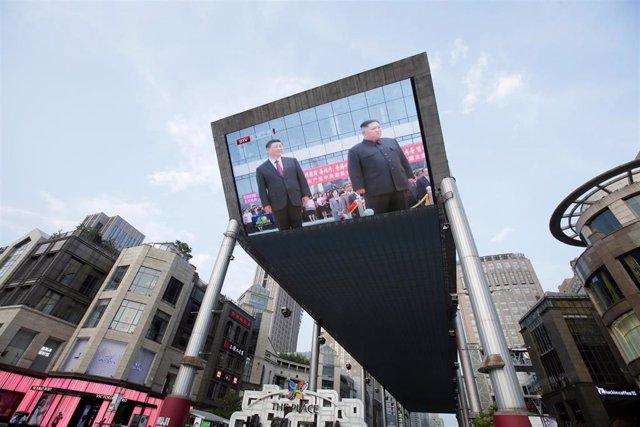 Corea.- China y Corea del Norte acuerdan fortalecer las relaciones bilaterales