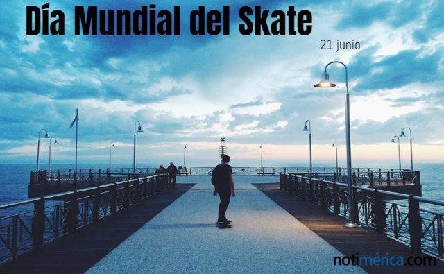 21 De Junio: Día Mundial Del Skate O Patinar, ¿Qué Se Celebra En Esta Fecha?