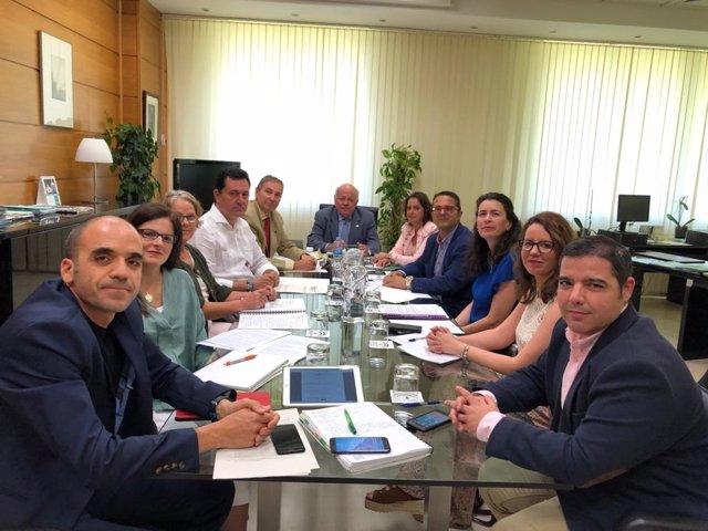 Junta y la Federación de Enfermedades Raras colaborar para mejorar la atención sanitaria a estos pacientes