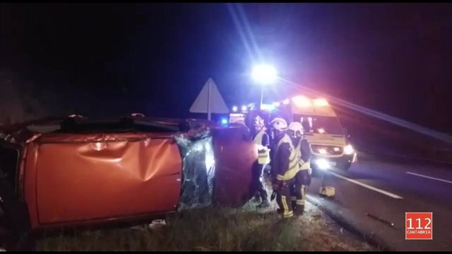 Accidente en Ambrosero