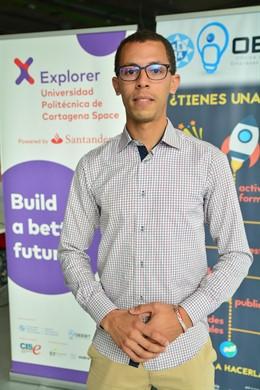 El impulsor de esta novedosa empresa, Karim Belhaki Rivas