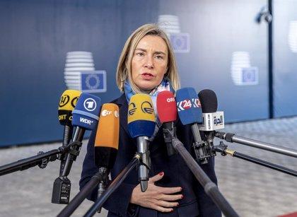 """La UE asegura estar """"lista"""" para """"apoyar"""" a México y a Centroamérica en su plan de reducir el flujo migratorio"""
