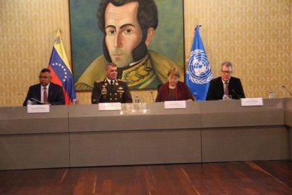 ¿Qué se sabe hasta ahora de la primera jornada de visita oficial de Bachelet a Venezuela?