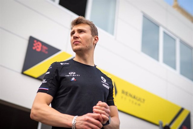 SIROTKIN Sergey (rus), Renault F1 Team RS19, portrait during the 2019 Formula One World Championship, Grand Prix of Azerbaijan from April 25 to 28 in Baku - Photo Antonin Vincent / DPPI