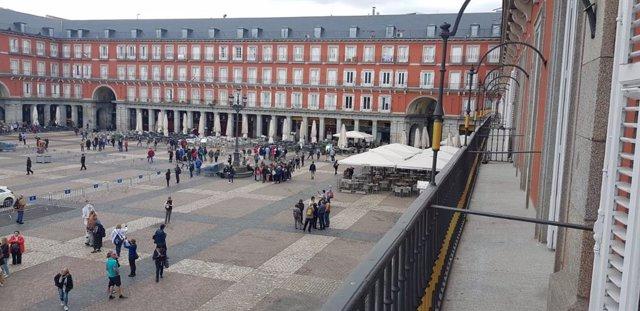 Pestana invierte 11 millones en el primer hotel de la Plaza Mayor de Madrid, su segundo establecimiento en España