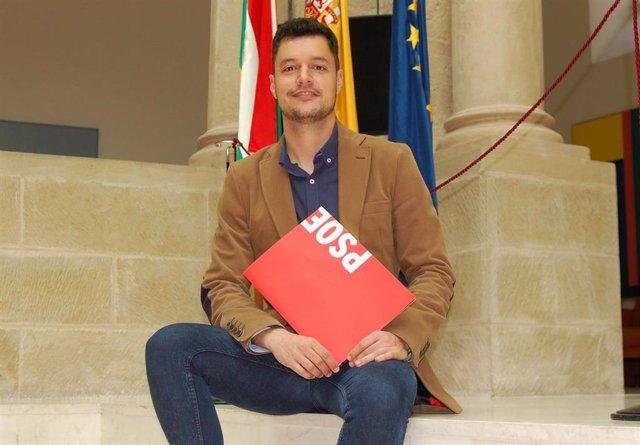 Raúl Díaz, nuevo portavoz del Grupo Parlamentario Socialista