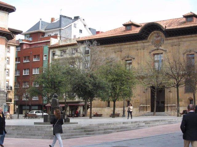 Plaza de Porlier (Oviedo)