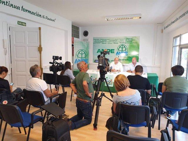ANPE pedirá al nuevo Gobierno de Canarias reducir el horario lectivo de los maestros y bajar los ratios