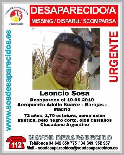 Desaparece un hombre argentino de 72 años en el Aeropuerto de Barajas cuando hacía escala para viajar a Bilbao