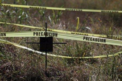 'Violencia y Terror', el informe sobre las fosas clandestinas en México