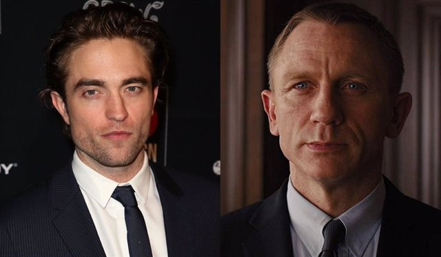 ¿Robert Pattinson Como El Nuevo James Bond?