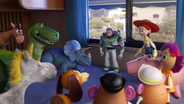 ¿Hay Escena Post-Créditos En Toy Story 4?