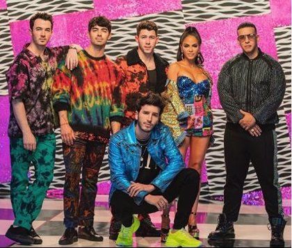 'Runaway', el temazo de Sebastián Yatra junto a Natti Natasha, Daddy Yankee y Jonas Brothers