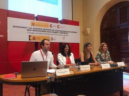 """Rienda: """"La Red Iberoamericana Mujer y Deporte es una herramienta muy poderosa para avanzar hacia la igualdad real"""""""
