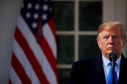 Trump asegura que no quiere una guerra con Irán