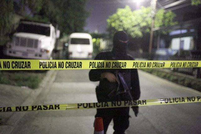 Violencia en El Salvador
