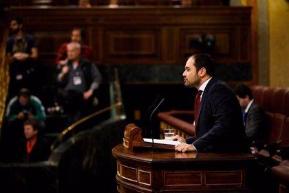 Cs reclama al Gobierno central que ejecute todas las obras del Pacto del Agua de Aragón