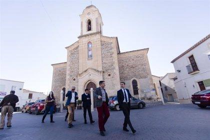 Diputación de Almería invierte 150.000 euros en la mejora de la carretera que une Uleila y Lubrín