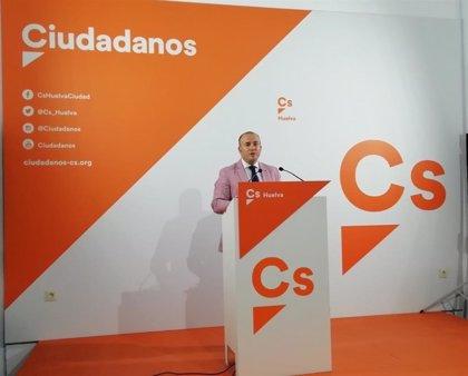 """Cs aplaude en Huelva que Educación apueste por """"potenciar productos locales frente a la línea fría"""" en los comedores"""