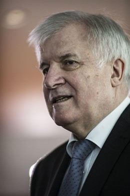 May 29, 2019 - Berlin, Germany: German Interior Minister Horst Seehofer (CSU party) attends the weekly cabinet meeting. (Hermann Bredehorst/Contacto)