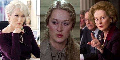 Meryl Streep: 71 años en 10 películas