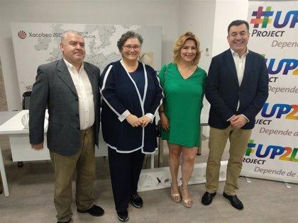 UP2U abre su delegación en Galicia con el juez Vázquez Taín a la cabeza
