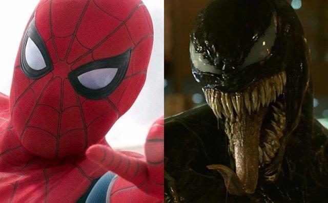 Spider-Man y Venom