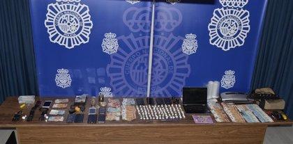 La Policía Nacional desarticula una red de tráfico de drogas en Segovia