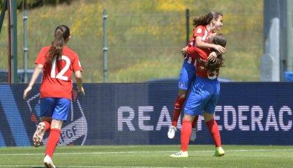 Atlético y Madrid CFF se enfrentarán en las semifinales de LaLiga Promises Femenina