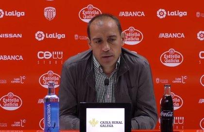 El Lugo renueva a su técnico Eloy Jiménez por dos temporadas