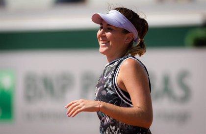 Bencic remonta y elimina del Mallorca Open a la favorita Kerber