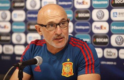 """De la Fuente: """"Estos jugadores escribirán la historia del fútbol español e internacional"""""""