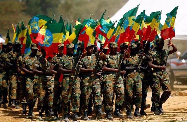 Ejercito de Etiopía