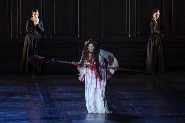 'Lucia Di Lammermoor' En Les Arts